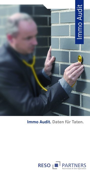 Immo Audit - RESO Partners AG