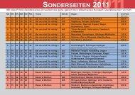 Große Preisliste 2010 rot