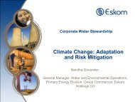 Govender_Corporate_Water_Stewardship(915.66KB) - National ...