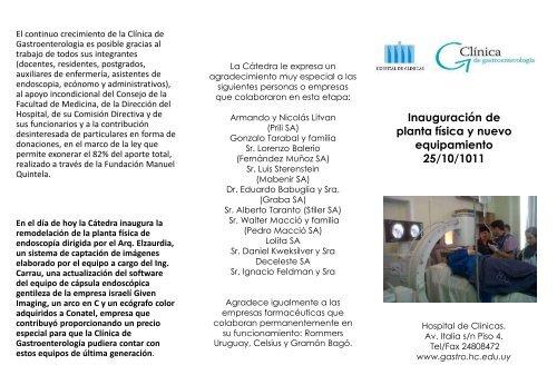 Descargar - Clínica de Gastroenterología. - Hospital de Clínicas