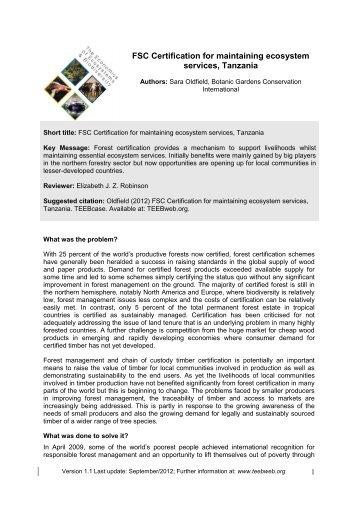 TEEBcase-FSC-Certifi..