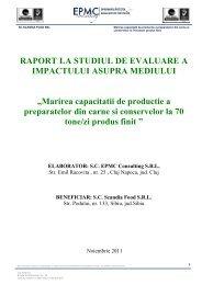 SC EPMC Consulting SRL - Scandia.ro