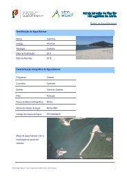 Identificação da Água Balnear Nome: Caminha Código: PTCT3X ...
