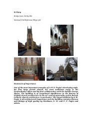 Derby, St Mary - Diocese of Nottingham