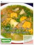 Christmas Leftovers New Year New Diet ... - Reflect Magazine - Page 6