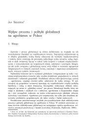 Pobierz artykuł w PDF - Zeszyty Naukowe MWSE w Tarnowie