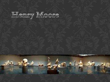 Henry Moore by Kersten Zimmerer