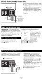 GRAFIK Eye GBO 3000 - Lutron - Page 6