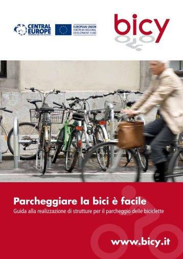 Parcheggiare la bici è facile www.bicy.it - CReMSS
