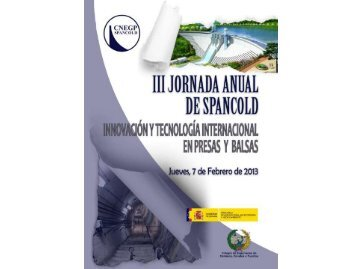 Ignacio Escuder UPV - iPresas - spancold
