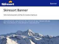 Banner (PDF-Dokument) - Skiresort Service International