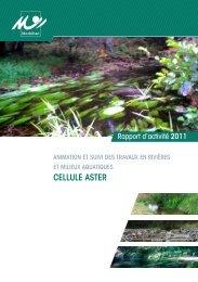 Cellule ASter - Conseil général du Morbihan