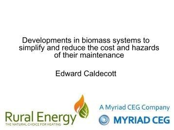 Ed Caldecott