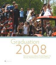Graduation 2008 - The Putney School