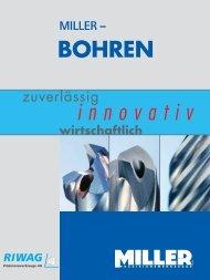 VHM-Spiralbohrer - Riwag Präzisionswerkzeuge AG