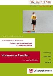 Vorlesen in Familien - elementargermanistik.uni-bremen.de ...