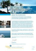 Sponsorship, Exhibition and Advertising Prospectus - APS Member ... - Page 2