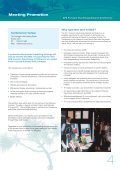 Sponsorship, Exhibition and Advertising Prospectus - APS Member ... - Page 4
