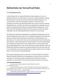 PDF 25 Kb - Wir sind Kirche