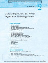 The Health Information Technology Decade - Pearson Learning ...