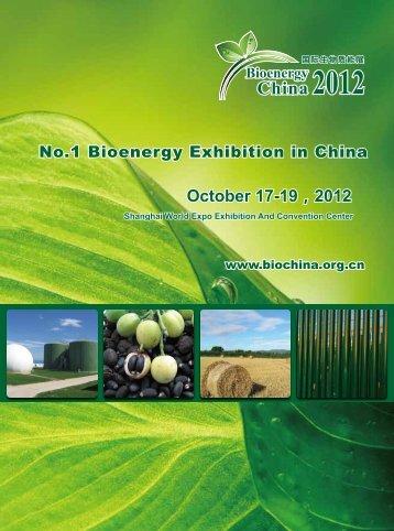 October 17-19,2012 October 17-19,2012 - inbiom.dk
