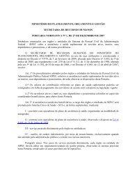Portaria Normativa nº 01 - 2007 - proad