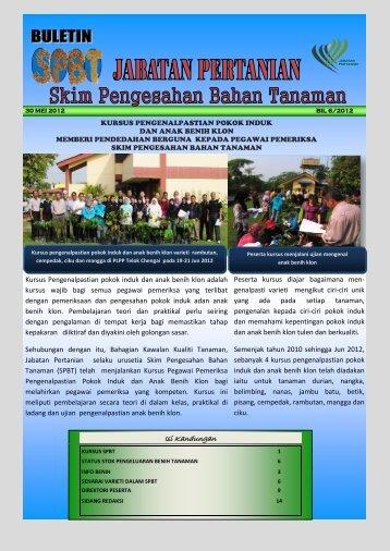 Buletin SPTB Bulan Jun - Jabatan Pertanian Negeri Sembilan
