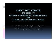 EVERY DAY COUNTS - azite
