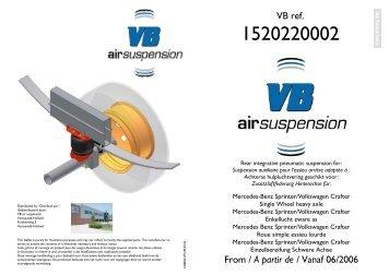 From / A partir de / Vanaf 06/2006 VB ref. - TOP DRIVE SYSTEM