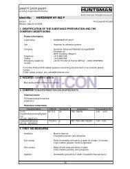 Ident-No: HARDENER HY 953 F - AMI-CON