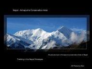 Nepal - Annapurna Conservation Area - Art-Culture-France