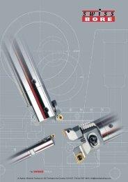 SWISS TOOLS - Bluechip Tooling Ltd.