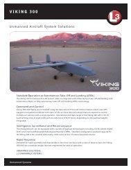 VIKING 300 - L-3 Communications