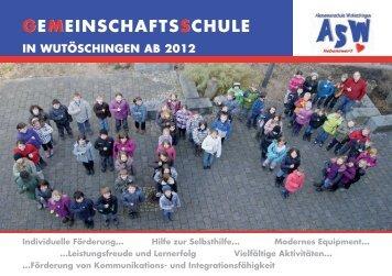 gms gemeinschaftsschule in wutöschingen ab 2012 ...