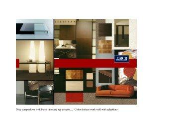 Sample Concept Boards
