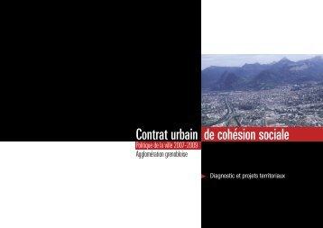 CUCS AURG int.indd - SIG Politique de la Ville
