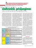 Mokslas ir gyvenimas 2012 Nr. 5-6 1 - Vilniaus universitetas - Page 5