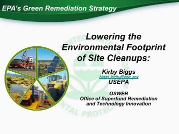 Remediation System Evaluation - E2S2