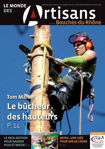 Le b•cheur des hauteurs - Chambre de Métiers et de l'Artisanat des ...