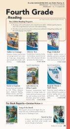 Fourth Grade - A Beka Book