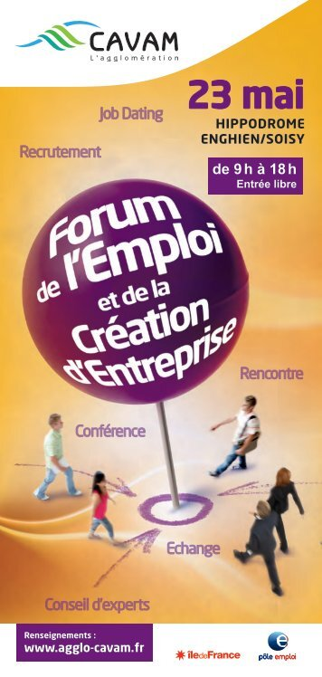 programme forum CAVAM 2013