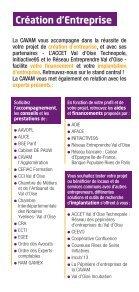 programme forum CAVAM 2013 - Page 2