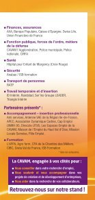 programme forum CAVAM 2013 - Page 4