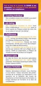 programme forum CAVAM 2013 - Page 5