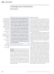 A Challenging Case of Hypercalcemia - JAOA — The Journal of the ...