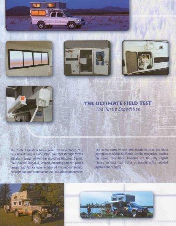 2007 Falcon Brochure - Rvguidebook.com
