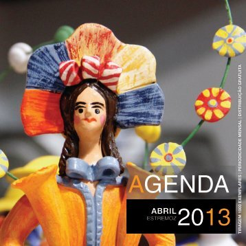 AGENDA 2013 - Câmara Municipal de Estremoz