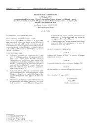 Gazzetta ufficiale delle Comunità europee 21.6.2002 L ... - SIVeMP