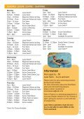 holiday timetable - Newark and Sherwood District Council - Page 3