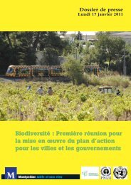 Dossier de presse - Montpellier